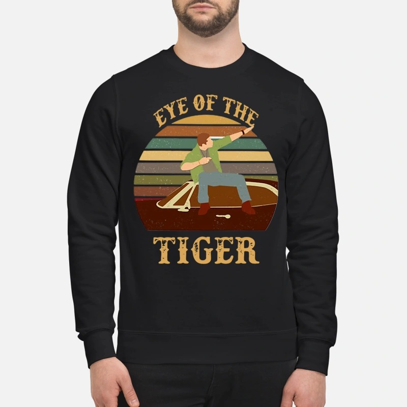 Men and Boat Eye Of The Tiger Sweater