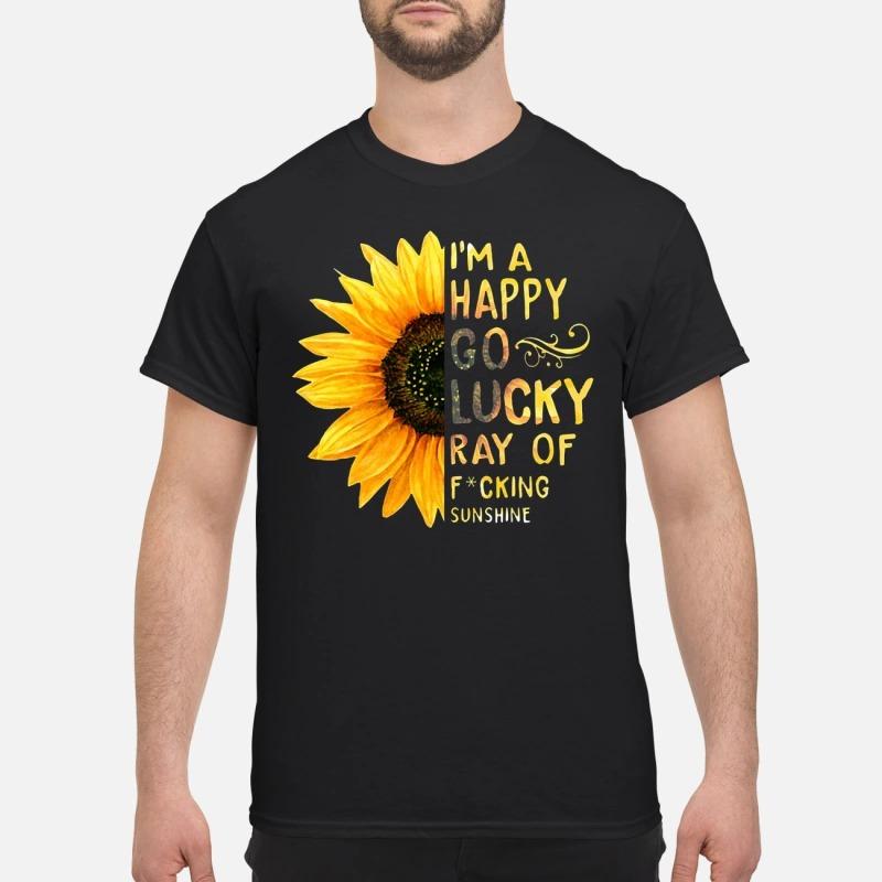 sun-flower-im-a-happy-go-lucky-ray-of-fcking-sunshine-shirt