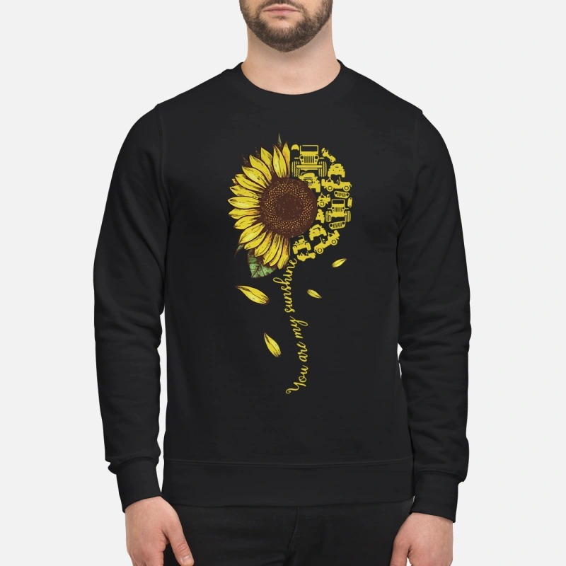 Sunflower You Are Sunshine Sweater