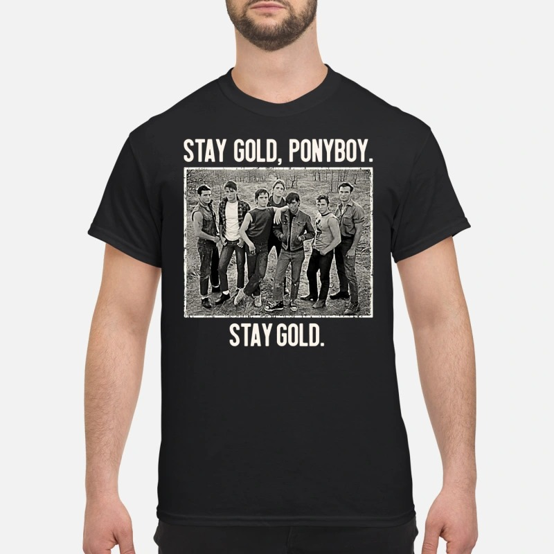 The Outsiders Stay Gold Ponyboy Shirt Sweater V Neck T Shirt And Tank Top This track was later tweaked and renamed even the mona lisa's falling apart. ctee shirt store
