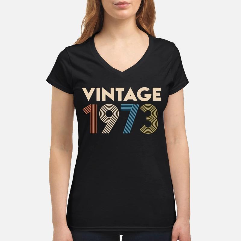 Vintage 1973 Lady T