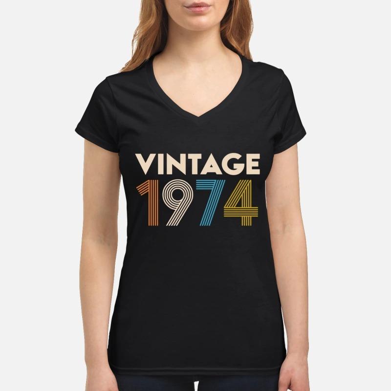 Vintage 1974 Lady T