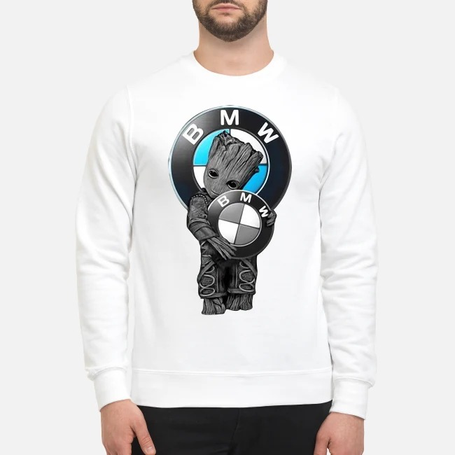 Baby Groot love BMW Sweater