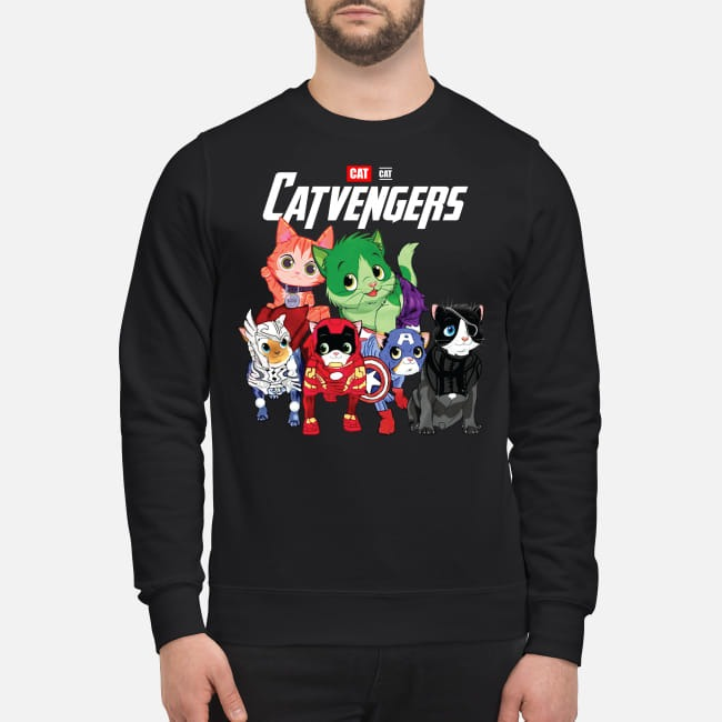 Catvengers Cats Avengers Endgame Sweater