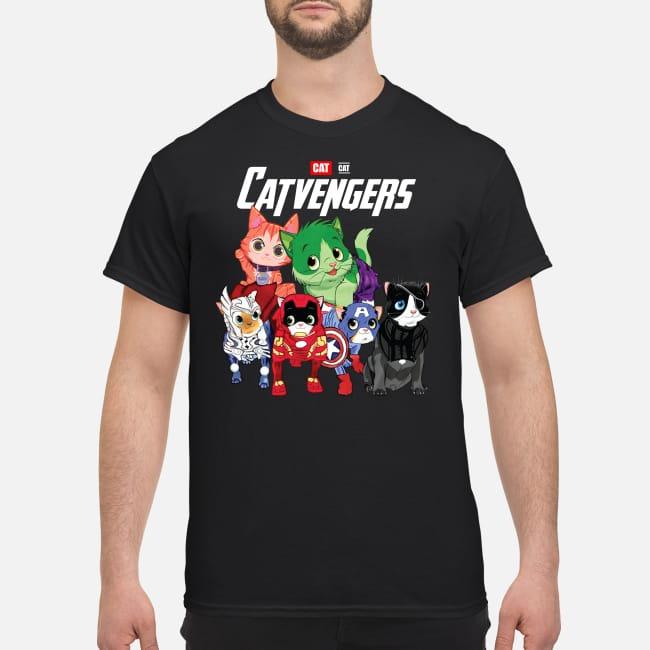 Catvengers Cats Avengers Endgame shirt