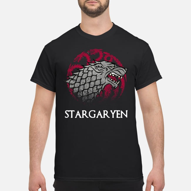 Game Of Thrones Stargaryen shirt
