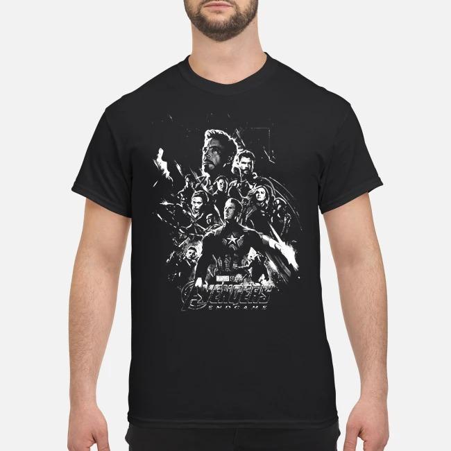 Marvel Studios Avengers Endgame shirt