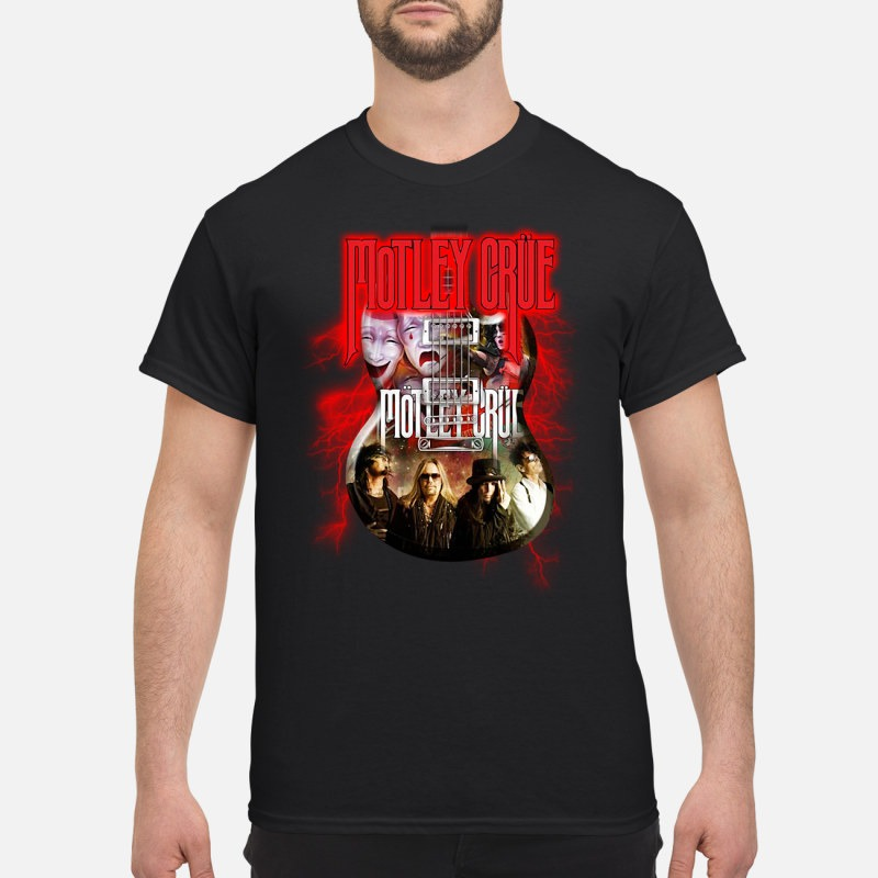 Nikki Sixx Motley Crue shirt