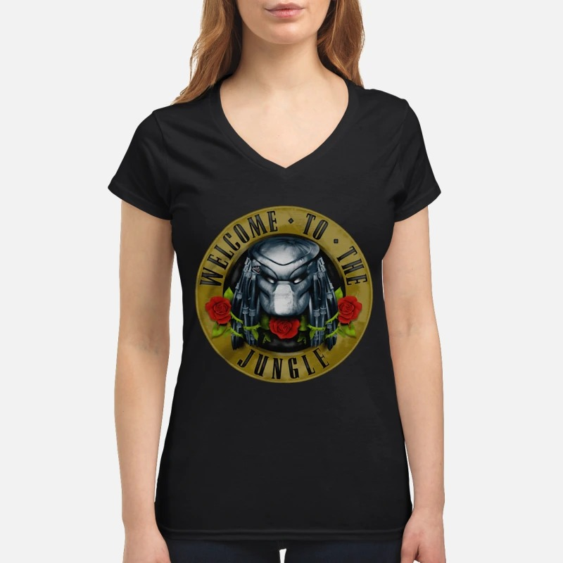 Predator welcome to the Jungle Lady T