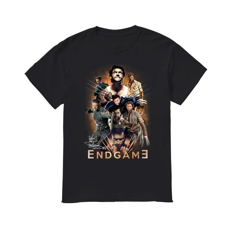 Wolverine's X-men movie shirt