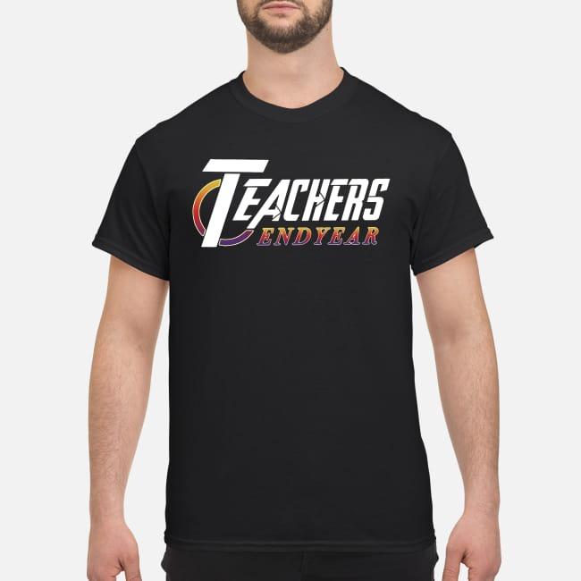 Avengers Teachers End year shirt