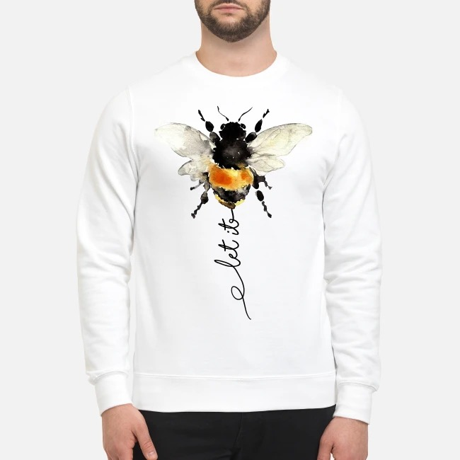 The Beatles Bees Let it be Sweater