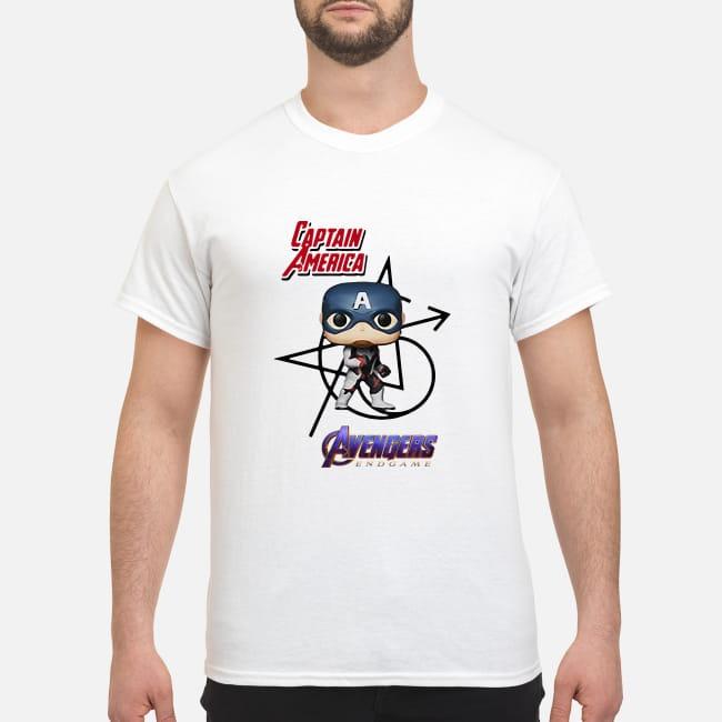Captain America Marvel Avengers Endgame shirt