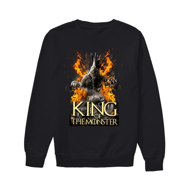 King Of The Monster Sweater