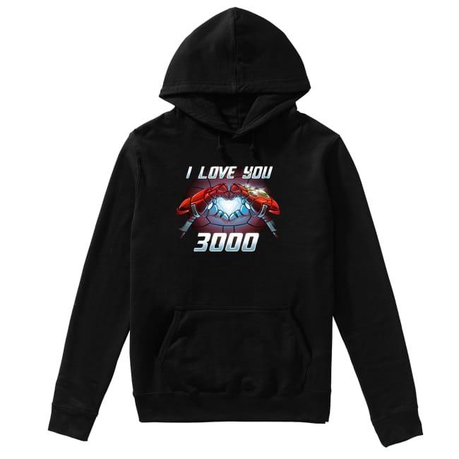 Marvel I love You 3000 Hoodie