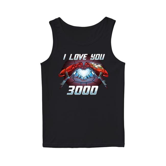 Marvel I love You 3000 Tank Top