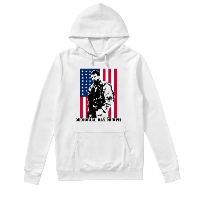 Memorial Day Murph Flag American Hoodie