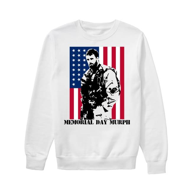 Memorial Day Murph Flag American Sweater