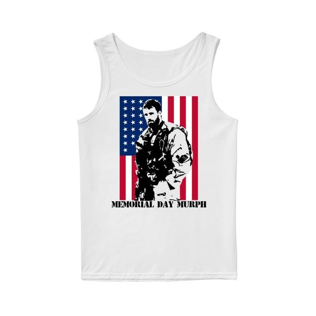 Memorial Day Murph Flag American Tank Top