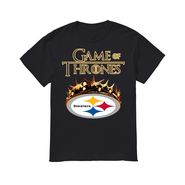 a2e56c067 Pittsburgh Steelers Game Of Thrones shirt