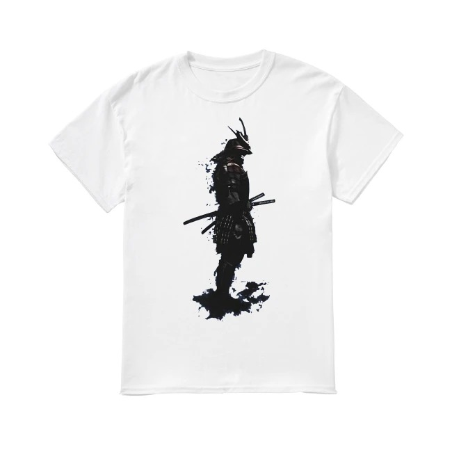 Samurai Warrior shirt