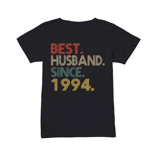 Best Husband since 1994 Ladies Tee