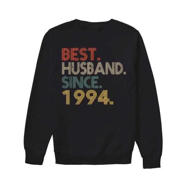 Best Husband since 1994 Sweater