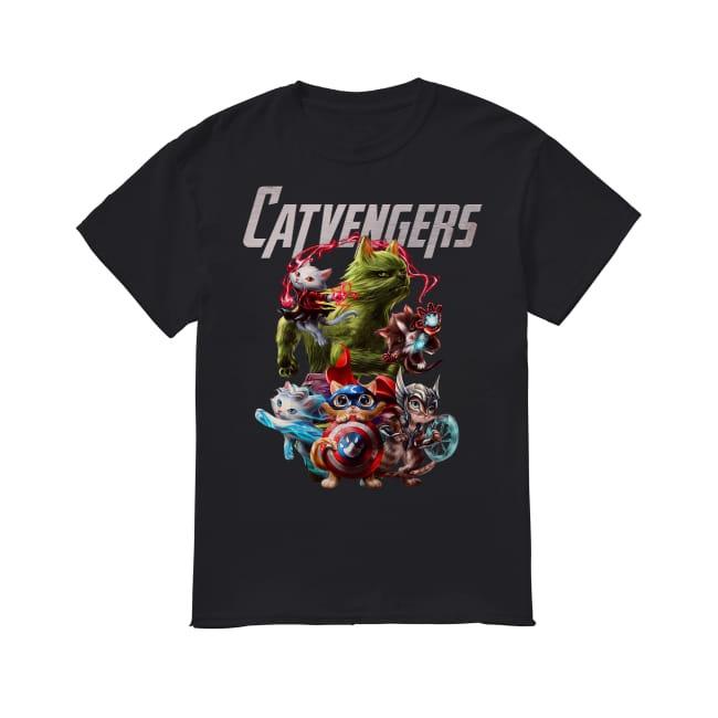 Catvengers Cats Avengers shirt