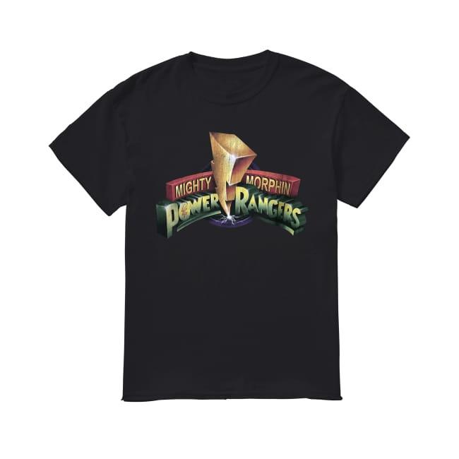 Mighty Morphin Power Rangers shirt