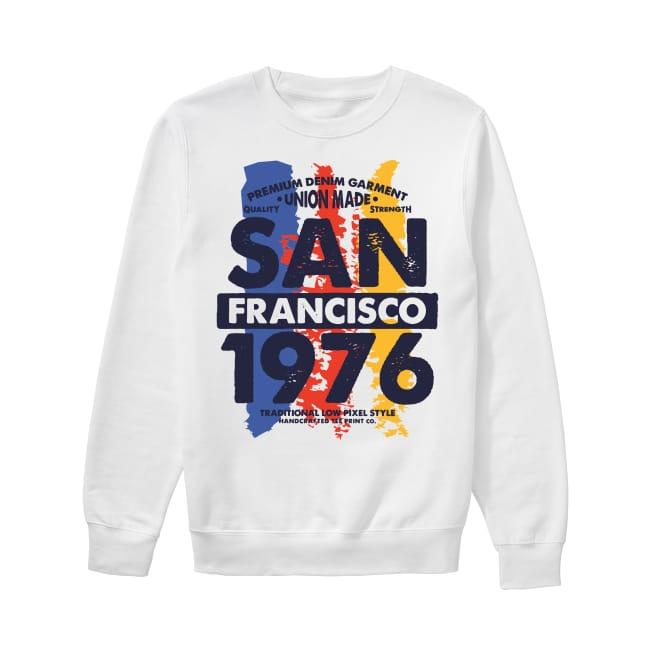 San Francisco 1976 Sweater