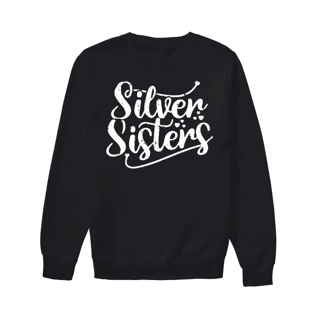 Silver sisters Sweater