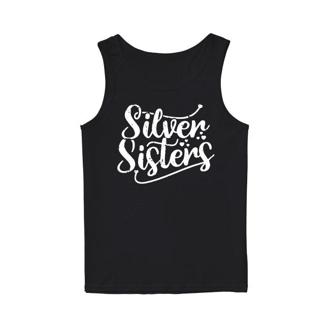 Silver sisters Tank Top