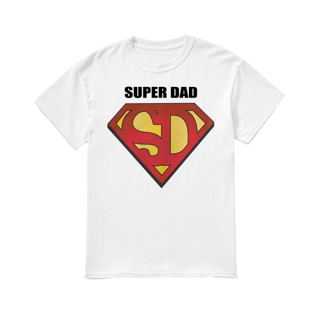 Super Dads logo shirt