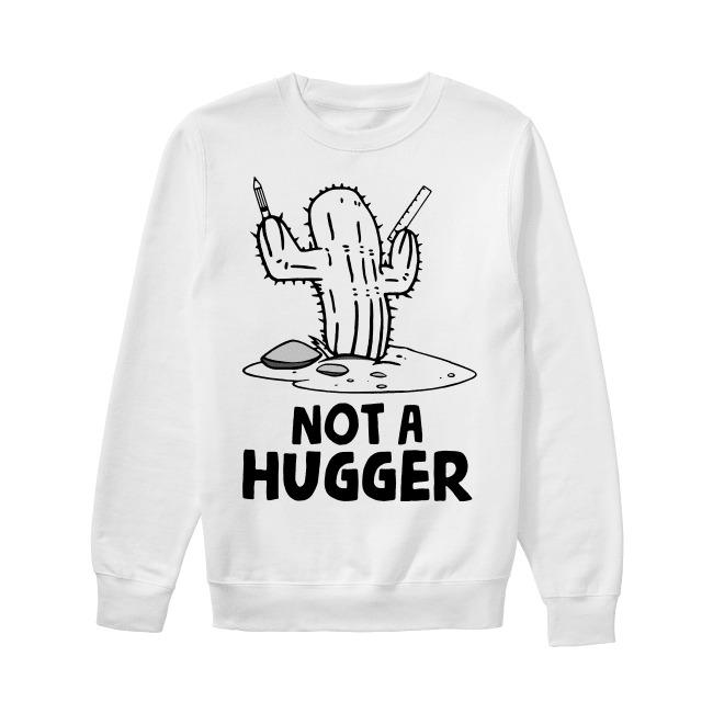Teacher's Day Not a hugger Sweater