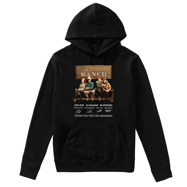 03rd Years Of The Ranch 2016-2019 Hoodie