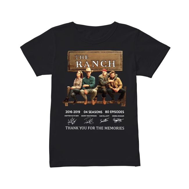03rd Years Of The Ranch 2016-2019 Ladies Tee