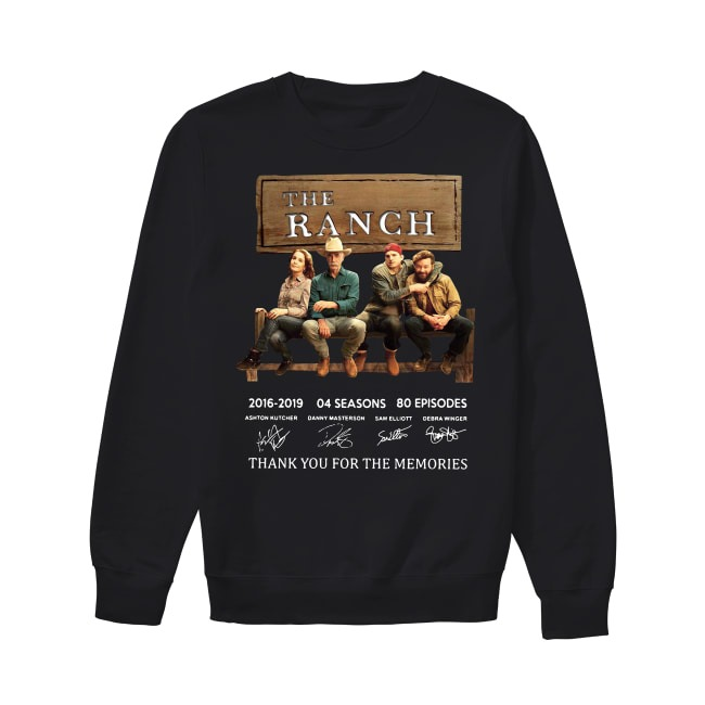 03rd Years Of The Ranch 2016-2019 Sweater