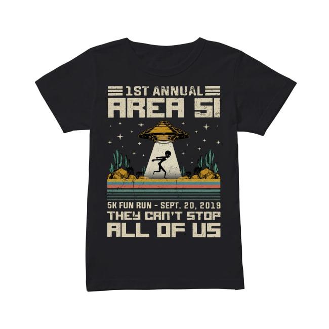 1st Annual Area 51 Ladies Tee