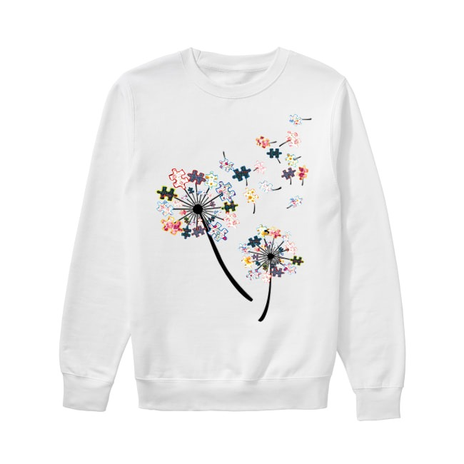 Dandelion and Autism Sweater