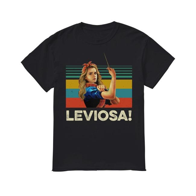 Hermione granger harry potter leviosa shirt
