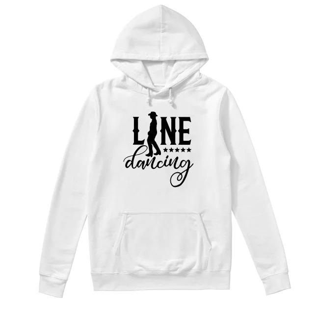Line Dancing Hoodie