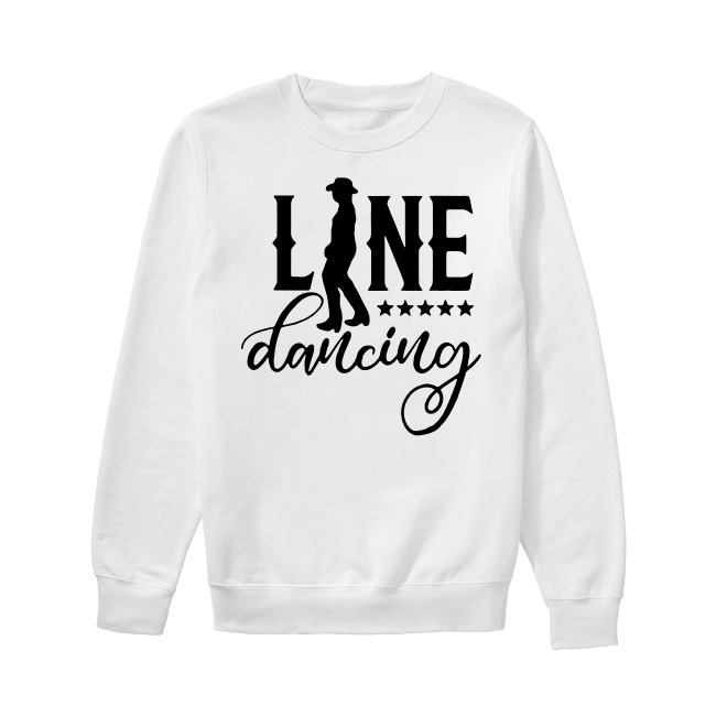 Line Dancing Sweater