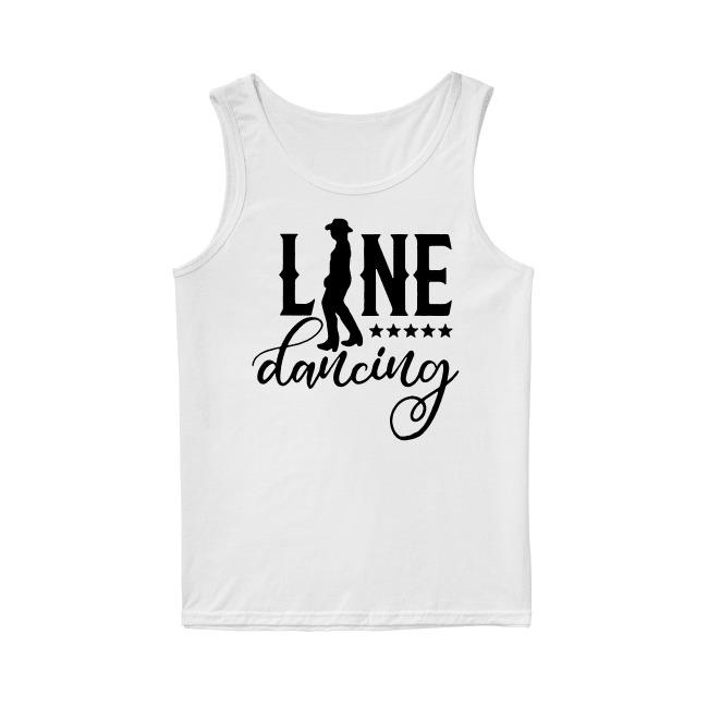 Line Dancing Tank Top