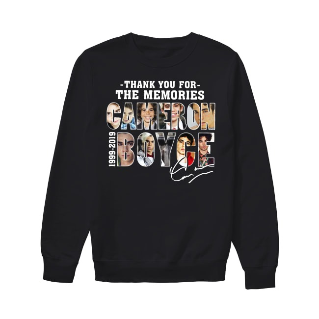 RIP Cameron Boyce 1999-2019 Sweater