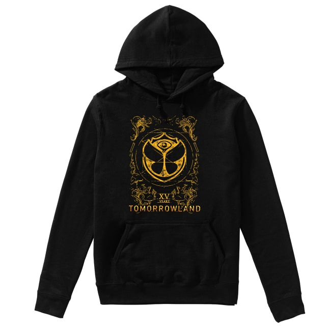 15th Years Tomorrowland 2019 Hoodie