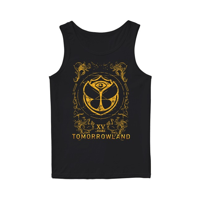 15th Years Tomorrowland 2019 Tank Top