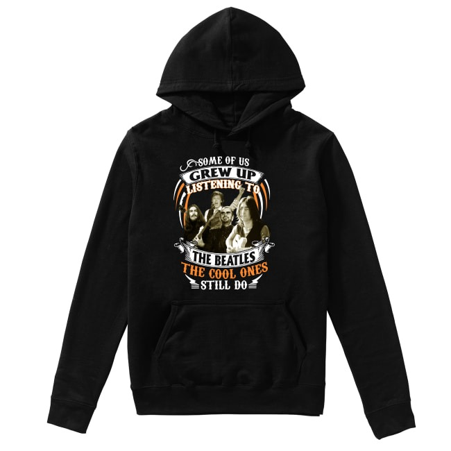 The Beatles The Cool Ones Still Hoodie