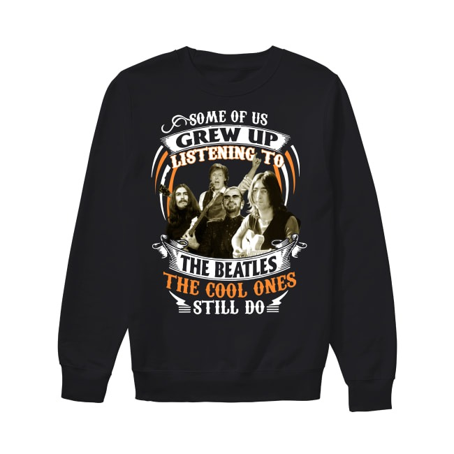 The Beatles The Cool Ones Still Sweater