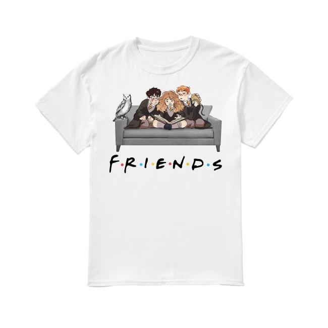 Harry potter friends shirt