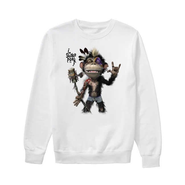 I'm Picky Shaka Ponk Sweater